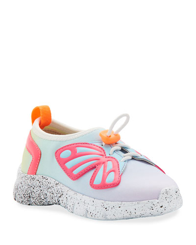 Fly-Bi Gradient Scuba Mesh Butterfly-Wing Sneakers  Toddler/Kids