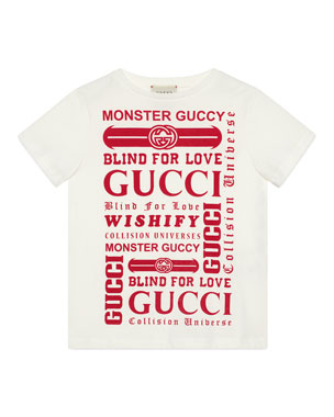 d0c9b07470d6 Gucci Kids & Baby: Clothing & Shoes at Neiman Marcus