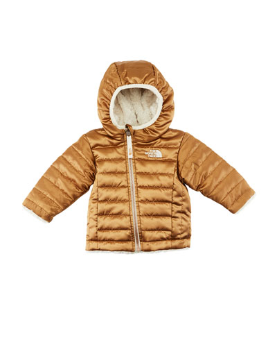 Reversible Mossbud Swirl Jacket  Size 6-24 Months