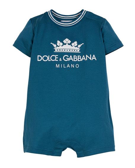 Crown D&G Logo Shortall, Size 3-24 Months