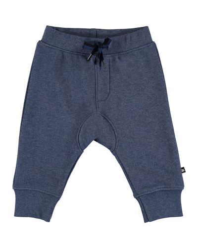Stan Knit Drawstring Sweatpants, Size 6-24 Months