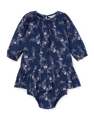 ad62e020f Ralph Lauren Childrenswear Boho Woven Dress w  Bloomers