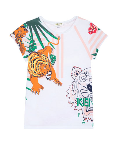 Assorted Icon Graphic T-Shirt  Size 5-6