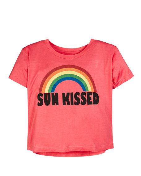 Sun Kissed Rainbow Tee, Size S-XL