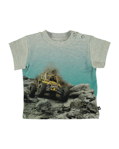 Emilio Off Road Buggy Graphic Tee  Size 3-24 Months