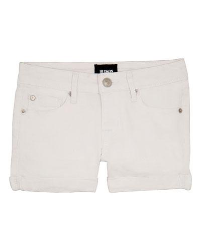 Bria Cuffed Shorts  Size 7-16