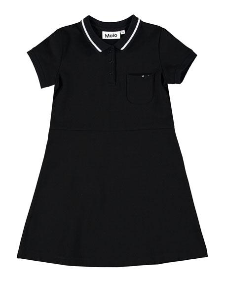 Molo Coral Contemporary Tennis-Style Dress, Size 7-16