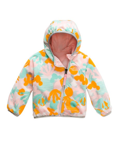 The North Face Reversible Hooded Jacket, Size 6-24 Months