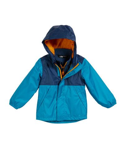 Stormy Rain Triclimate Jacket  Size 2-4T