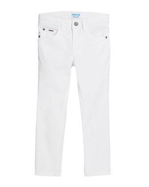 c2a270671494 Mayoral Basic Slim Fit Serge Pants