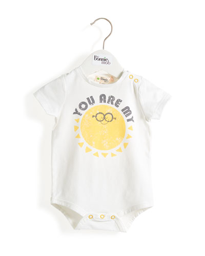 You Are My Sunshine Graphic Bodysuit  Size 0-24 Months