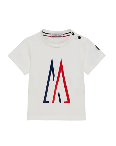 Logo Graphic Short-Sleeve Tee  Size 12M-3