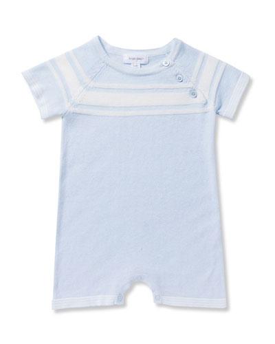 Take Me Home Knit Shortall, Size 0-12 Months