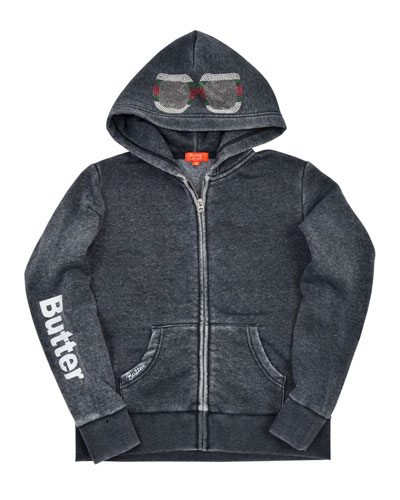 Camp Hansa Studded Zip-Up Jacket  Size S-XL