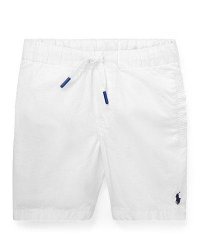 Drawstring Bermuda Shorts  Size 2-4