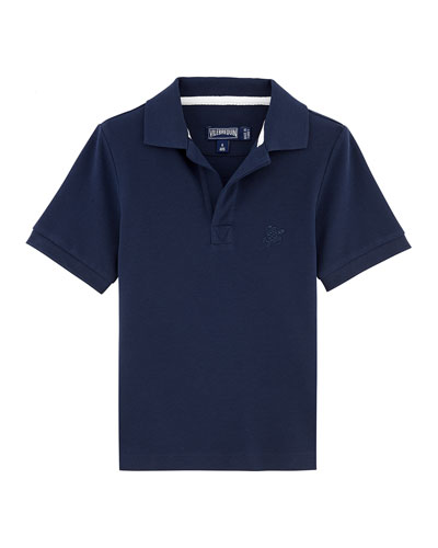 Pantin Short-Sleeve Polo Shirt  Size 2-14