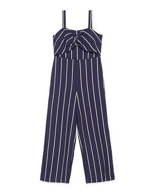db4e85d479c Bardot Junior Lola Striped Jumpsuit