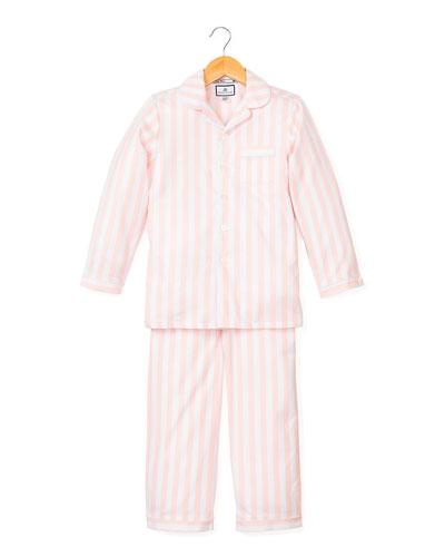Modern Stripe Pajama Set  Size 6M-14