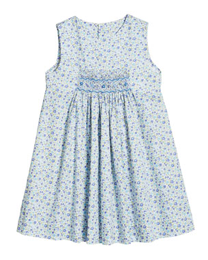 a5c47e1dfba Luli   Me Sleeveless Floral-Print Dress