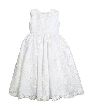6070c1e59a2e Designer Dresses for Girls at Neiman Marcus