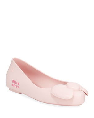 c722a559befc Mini Melissa Shoes   Jelly   Ballet Flats at Neiman Marcus