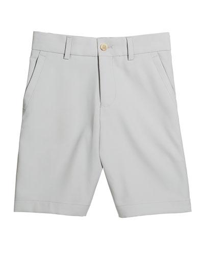 Salem Bermuda Shorts, Size XS-XL