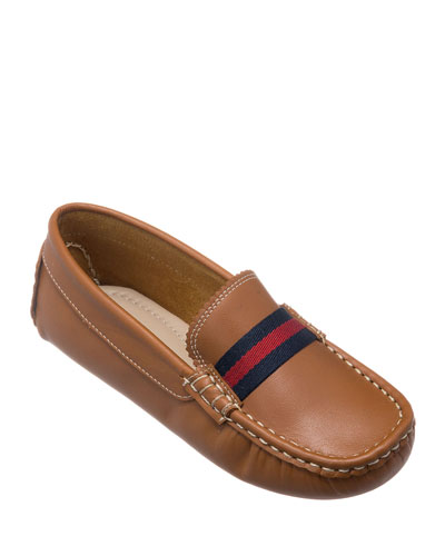 Leather Club Loafer, Toddler/Kids