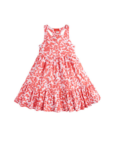 Juno Floral Cotton Dress  Size 3-10