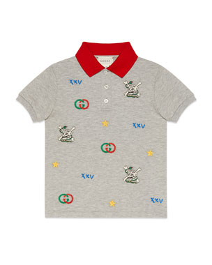 049163bc0 Gucci Kids & Baby: Clothing & Shoes at Neiman Marcus