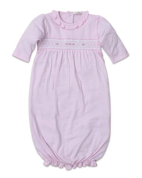 Kissy Kissy CLB Fall Smocked Sleep Sack, Size Newborn-Small