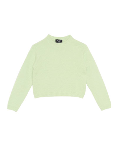 Cropped Sweater  Size 8-16