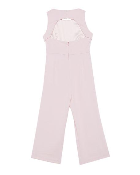 Bardot Junior Marissa Asymmetric Ruffle Jumpsuit, Size 8-16