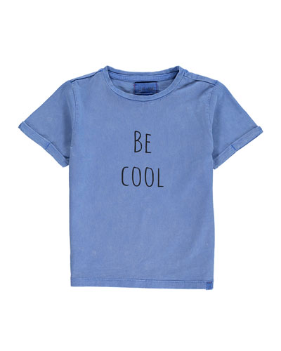Be Cool Short-Sleeve T-Shirt, Size 2T-7