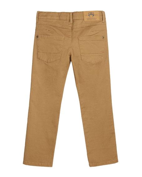Appaman Boy's Skinny Twill Pants, Size 2-14