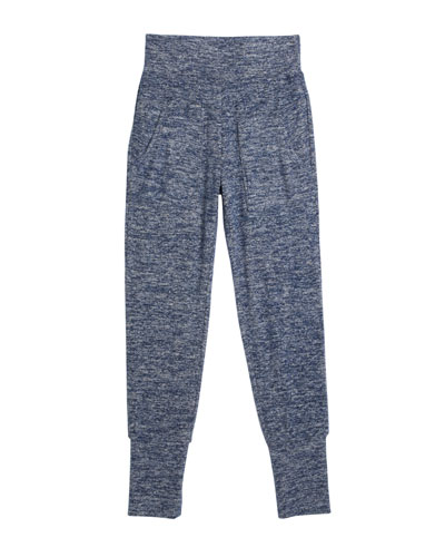 Aubree Hatchi Knit Joggers  Size 7-14