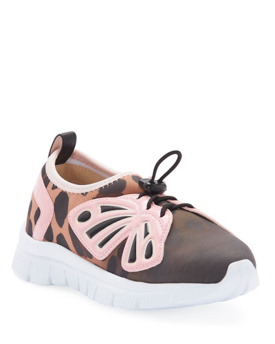 Fly-By Gradient Scuba Mesh Butterfly-Wing Sneakers  Baby/Toddler/Kids