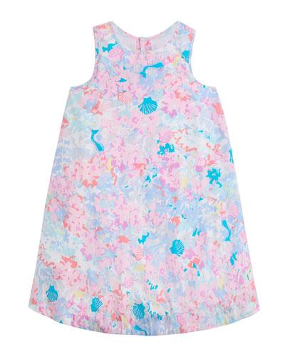 Bunty Floral Dress  Size 2-6