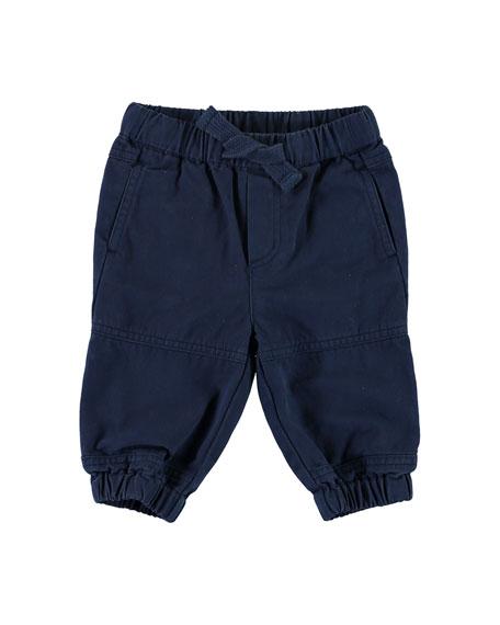 Stella McCartney Kids Boy's Cotton Cargo Pants, Size 6-36 Months