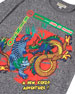 Kenzo Japanese Dragon Graphic Tee, Size 8-12