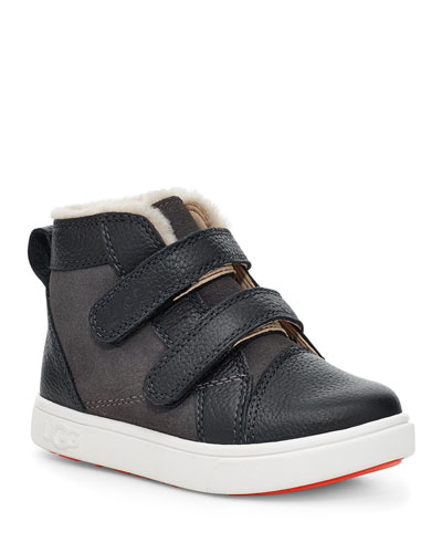 Rennon II Suede & Leather Boots  Baby/Toddler