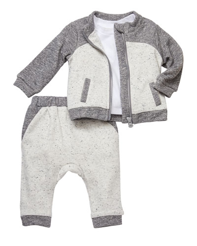 T-Shirt with Matching Tracksuit  3-24 Months