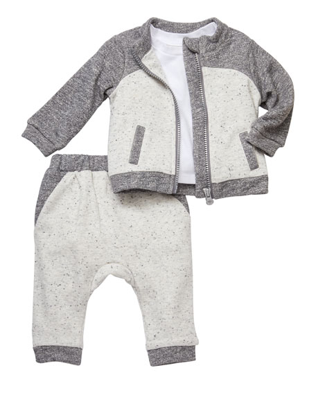 Miniclasix T-Shirt with Matching Tracksuit, 3-24 Months