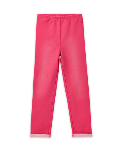 Minnie Solid Leggings  Size 3-6