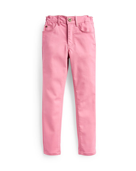 Joules Linnet Colored Denim Skinny Pants, Size 3-12