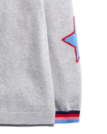 Joules Girl's Miranda Friyay Sweatshirt, Size 4-12