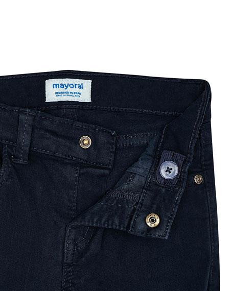 Mayoral Boy's Basic Slim Fit Pants, Size 4-8