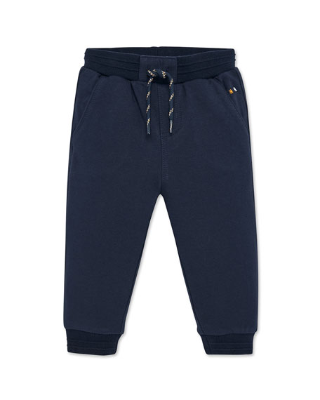 Mayoral Boy's Drawstring Jogger Pants, Size 12-36 Months