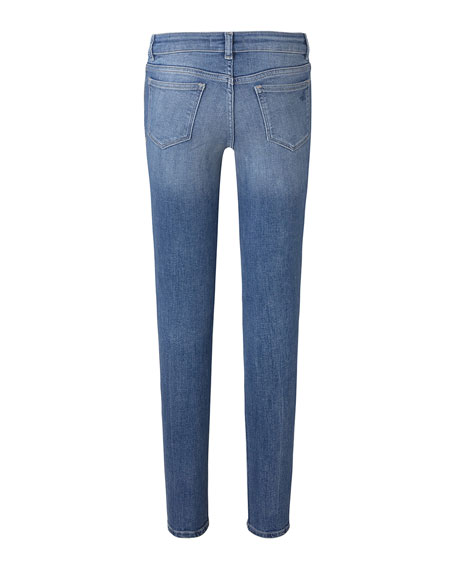 DL 1961 Girls' Chloe Noble Skinny Jeans, Toddler Sizes