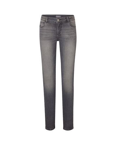 Girl's Chloe Denim Skinny Jeans  Size 7-16