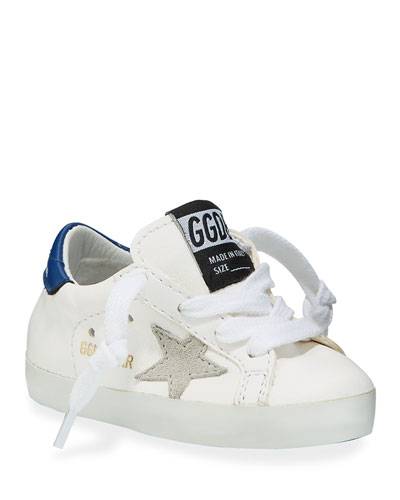 Old School Leather Sneakers  Baby